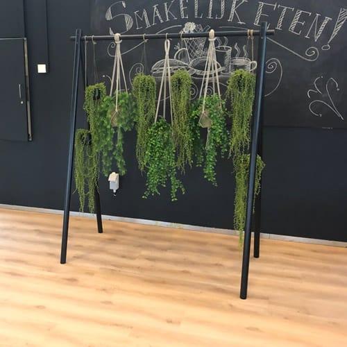 Kunst hangplanten in diverse maten - Artiplant