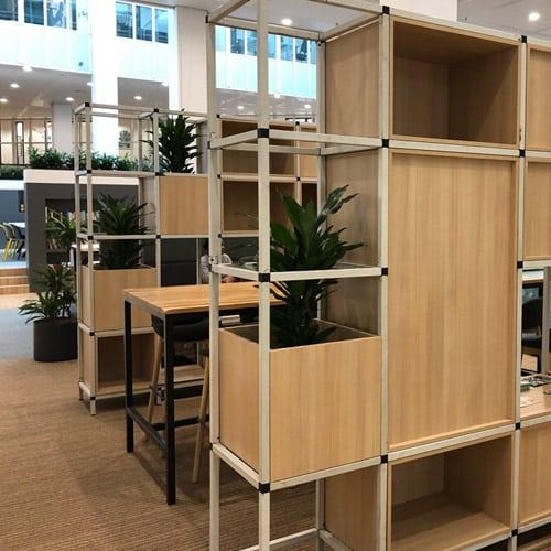 Hydrocultuur kantoorplanten - Artiplant