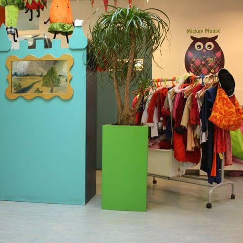 Planten voor de kinderopvang - Purmerend - Amsterdam