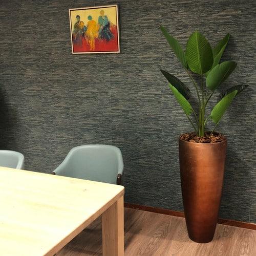 Modernde kunstplanten - Amsterdam