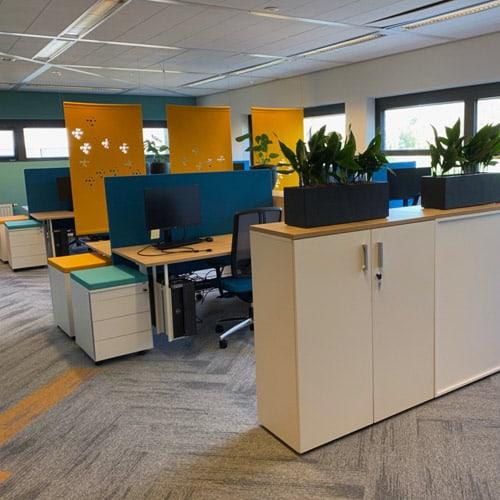 Kantoorplanten, kantoorbeplanting & projectbeplanting - Artiplant. Creatieve groenoplossingen voor kantoren en bedrijven.