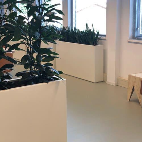 Strakke hoge plantenbakken - Artiplant