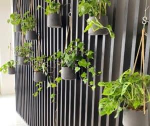 Urban plantenbakken